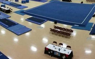Gymnastics at the Alario Center