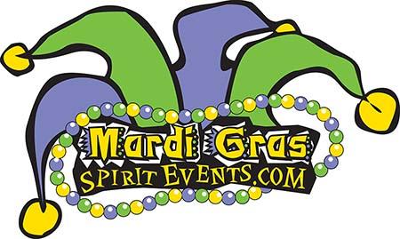 Mardi Gras Spirit Events